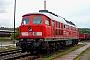 """LTS 0490 - Railion """"232 277-4"""" 19.09.2007 - Saalfeld (Saale), BetriebswerkStephan Möckel"""