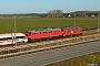 """LTS 0491 - DB Fernverkehr """"234 278-0"""" 14.12.2016 - Rambin (Rügen)Andreas Görs"""