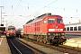 """LTS 0492 - Railion """"233 289-8"""" 09.11.2005 - Nürnberg, HauptbahnhofRalph Mildner"""