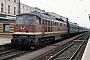 """LTS 0492 - DR """"132 289-0"""" 28.08.1990 - Magdeburg, HauptbahnhofErnst Lauer"""