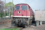 "LTS 0492 - DR ""132 289-0"" 26.09.1991 - Magdeburg, Betriebswerk HauptbahnhofNorbert Schmitz"