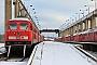 """LTS 0493 - DB Schenker """"233 281-5"""" 24.01.2015 - Sassnitz-Mukran (Rügen)Paul Tabbert"""
