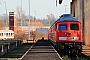 """LTS 0493 - DB Schenker """"233 281-5"""" 30.12.2015 - Sassnitz-Mukran (Rügen)Paul Tabbert"""