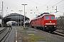 """LTS 0495 - DB Schenker """"232 280-8"""" 05.02.2010 - Krefeld, HauptbahnhofHugo van Vondelen"""