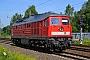 """LTS 0495 - DB Schenker """"232 280-8"""" 01.08.2012 - Leipzig-TheklaMarcus Schrödter"""