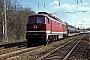 """LTS 0495 - DB AG """"232 280-8"""" 06.05.1997 - MichendorfWerner Brutzer"""