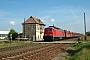 """LTS 0495 - Railion """"232 280-8"""" 21.04.2007 - Reuden (Zeitz)Torsten Barth"""