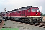 "LTS 0495 - DR ""232 280-8"" 08.08.1993 - Reichenbach (Vogtland), BetriebswerkNorbert Schmitz"