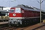 "LTS 0495 - DR ""132 280-9"" 20.09.1991 - Hannover, HauptbahnhofDietrich Bothe"