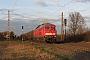 """LTS 0495 - DB Schenker """"232 280-8"""" 10.12.2015 - Dörverden, Ortsteil WahnebergenTorsten Klose"""