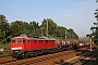 "LTS 0495 - DB Cargo ""232 280-8"" 03.08.2017 - Heidenau-GroßsedlitzSven Hohlfeld"