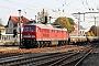 "LTS 0495 - DB Cargo ""232 280-8"" 16.10.2017 - Waren (Müritz)Michael Uhren"