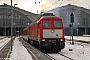 """LTS 0496 - DB Schenker """"232 283-2"""" 16.01.2010 - Leipzig, HauptbahnhofOliver Wadewitz"""