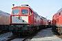 """LTS 0496 - DB Schenker """"232 283-2"""" 27.12.2014 - Cottbus, Ausbesserungswerkbr232.com Archiv"""