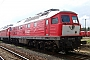 """LTS 0496 - DB Schenker """"232 283-2"""" 21.04.2014 - Seddin, BetriebswerkReiner Hebecker"""