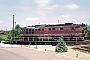 "LTS 0497 - DR ""132 282-5"" 13.06.1987 - Frankfurt (Oder), BetriebswerkMichael Uhren"