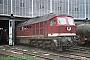 """LTS 0498 - DB AG """"232 284-0"""" 16.05.1996 - Cottbus, BetriebswerkNorbert Schmitz"""