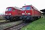 "LTS 0499 - Railion ""233 285-6"" 26.09.2007 - Berlin-LichtenbergRudi Lautenbach"