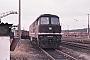 "LTS 0049 - DR ""130 047-4"" 03.02.1988 - Seddin, BahnbetriebswerkMichael Uhren"