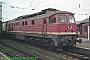 "LTS 0500 - DB AG ""232 287-3"" 22.05.1997 - Pasewalk, BahnhofNorbert Schmitz"