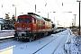 """LTS 0503 - DB Schenker """"233 288-0"""" 02.12.2010 - Naumburg (Saale), HauptbahnhofTorsten Wierig"""