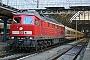 """LTS 0503 - Railion """"233 288-0"""" 11.12.2004 - Dresden, HauptbahnhofPhilip Wormald"""