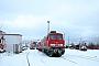 """LTS 0506 - DB Schenker """"233 295-5"""" 25.12.2010 - Rostock-Seehafen, BetriebswerkPeter Wegner"""