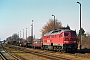 "LTS 0508 - DB Cargo ""232 293-1"" 15.02.2001 - Niesky