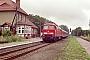 """LTS 0510 - DB Cargo """"232 294-9"""" 22.07.2000 - NeutrebbinHeiko Müller"""