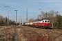 "LTS 0510 - DB Schenker ""232 294-9"" 05.02.2018 - Berlin, WuhlheideSebastian Schrader"