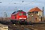 """LTS 0511 - Railion """"232 296-4"""" 12.03.2009 - Halle (Saale)Nils Hecklau"""
