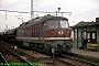 """LTS 0511 - DR """"132 296-5"""" 18.09.1991 - Sangerhausen, BahnhofNorbert Schmitz"""