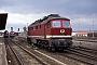 """LTS 0515 - DB AG """"232 303-8"""" 03.03.1998 - HalberstadtWerner Brutzer"""