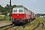 """LTS 0515 - DB Schenker """"232 303-8"""" 02.08.2016 - WęgliniecTorsten Frahn"""