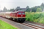 "LTS 0515 - DR ""132 303-9"" 12.08.1991 - Magdeburg-DiesdorfAlfred Zeberle"