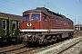 """LTS 0516 - DR """"232 301-2"""" 20.05.1992 - CottbusWerner Brutzer"""