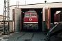 "LTS 0520 - DR ""132 308-8"" 11.06.1987 - Schwerin, BetriebswerkMichael Uhren"