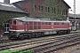 "LTS 0520 - DB AG ""232 308-7"" 21.09.1997 - Schwerin, BetriebswerkNorbert Schmitz"