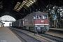 "LTS 0522 - DR ""132 306-2"" 11.08.1990 - Dresden, HauptbahnhofIngmar Weidig"