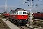 "LTS 0524 - PCC ""232 309-5"" 27.04.2009 - Seddin, BahnbetriebswerkIngo Wlodasch"
