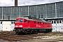"""LTS 0524 - Railion """"232 309-5"""" 04.07.2004 - Cottbus, BetriebswerkPeter Wegner"""