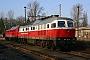 """LTS 0524 - DB Schenker """"232 309-5"""" 25.02.2014 - Berlin-Lichtenberg, BetriebswerkMichael Uhren"""