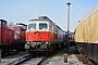 """LTS 0524 - DB Schenker """"232 309-5"""" 27.12.2014 - Cottbus, Ausbesserungswerkbr232.com Archiv"""