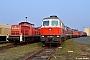 """LTS 0524 - DB Schenker """"232 309-5"""" 21.03.2015 - Cottbus, AusbesserungswerkLukas Weber"""