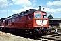 "LTS 0526 - DB AG ""232 314-5"" 16.05.1995 - Rostock, Bahnbetriebswerk HauptbahnhofBernd Gennies"