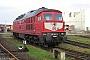 """LTS 0528 - Railion """"232 313-7"""" __.01.2005 - CottbusArchiv br232.com"""