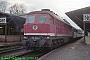 """LTS 0534 - DB AG """"234 323-4"""" 12.04.1997 - Nossen, BahnhofNorbert Schmitz"""