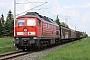 """LTS 0535 - DB Schenker """"233 321-9"""" 21.05.2010 - Landin (Uckermark)Maik Gentzmer"""