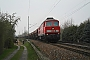 """LTS 0535 - DB Schenker """"233 321-9"""" 01.04.2014 - Dresden-StetzschBenjamin Mühle"""