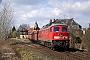 "LTS 0536 - Railion ""233 322-7"" 13.03.2008 - MeuselwitzSteven Metzler"